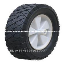 Müllwagen Solid Rubber Wheel