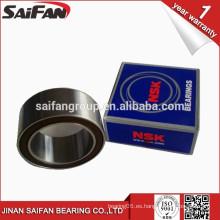 Cojinetes auto del acondicionador del aire acondicionado NSK 35BD219DUK Cojinetes auto del acondicionador de aire DAC35550020 Tamaños 35 * 55 * 20