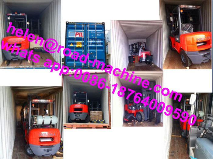 Diesel Engine Fork Lift