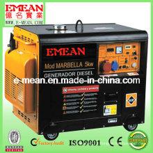 2.5kw, 4kw Silent Engine Diesel Generator Set