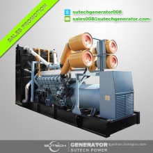 China supplier 800 kva Mitsubishi engine electric power diesel generator