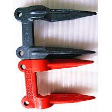 Used on Kubota Jd Class Combine Harvester Knife Guard
