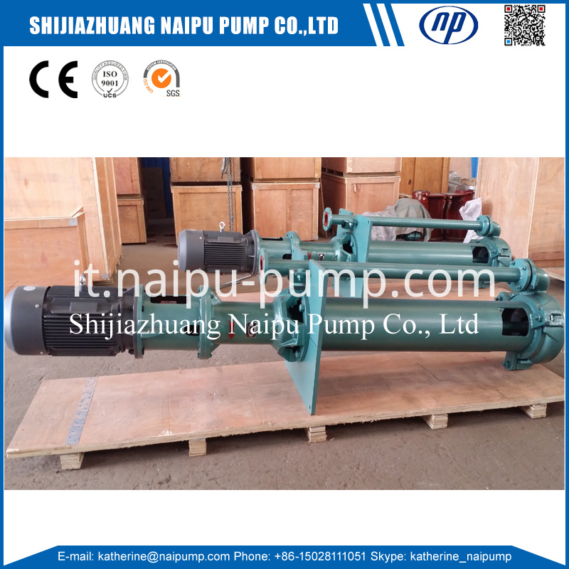 vertical slurry pump supplier