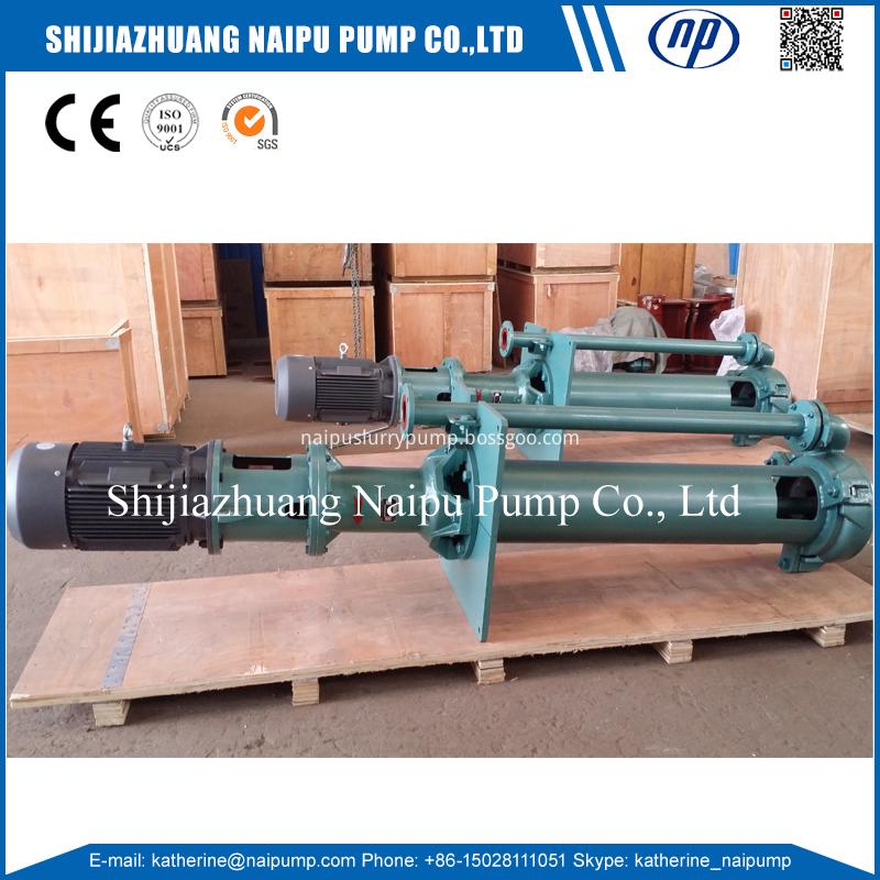 vertical slurry pump supplier
