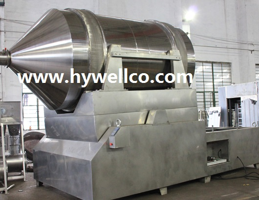 Huge Batch Food Additives Mixer