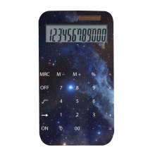 Presentes promocionais Creative The Earth Day Series Stars Calculator and Kitchen Timer