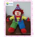 Funny Clown Custom Plush Doll