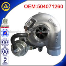 K03 504071260 turbo-chargeur pour Fiat Ducato