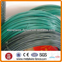 PVC high zinc coated iron wire