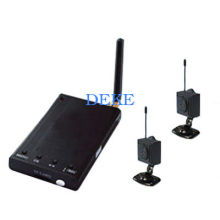 Ir Night Vision 2.4ghz Wireless Surveillance Camera For Hotel