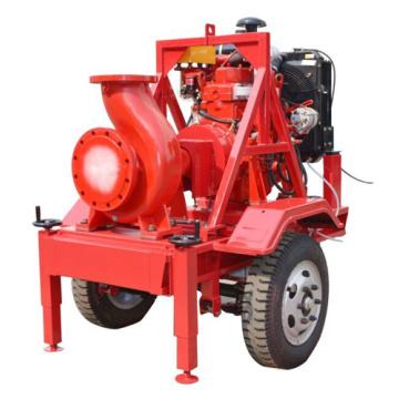 Bomba de motor de água agrícola / industrial de 4 polegadas