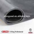 China manufacturing different sizes rubber sheets