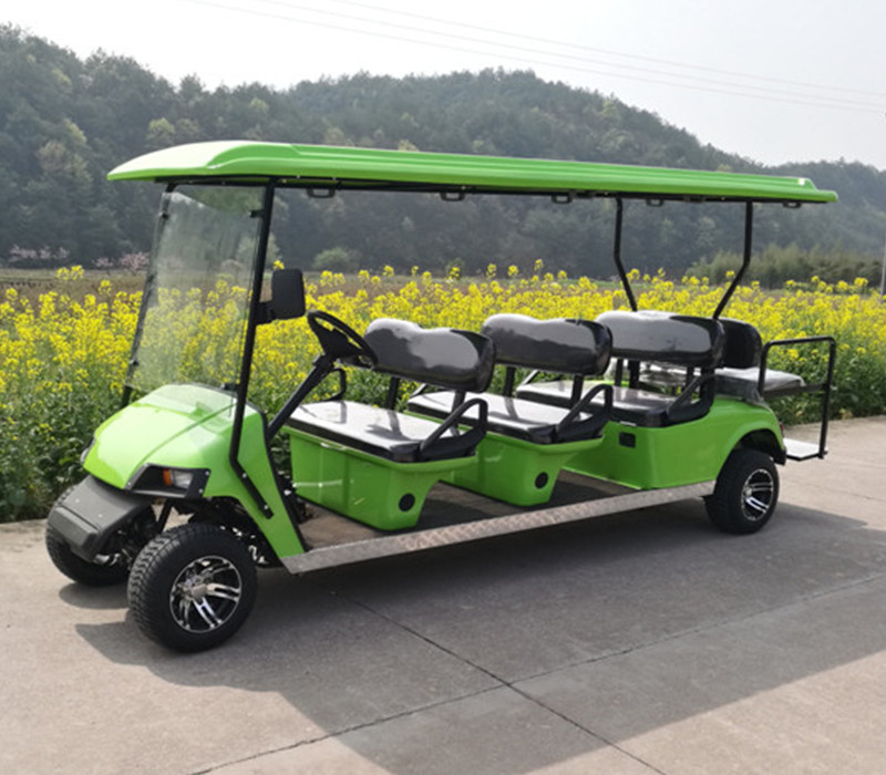 competitive price of gas powered golf car for sale