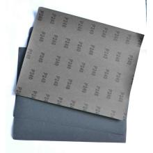 Grey Latex Paper Silicon Carbide Abrasive Paper