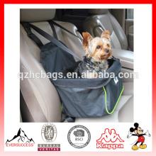 Nuevo diseño 2016 modelo de asiento de coche de la aerolínea para perros Bolsa de viaje para perros pequeños (ES-Z351)
