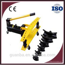 HHW-2 máquina de dobra da tubulação hidráulica da alta qualidade de 2 polegadas para a tubulação de aço com CE