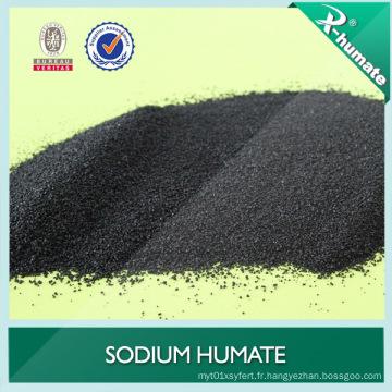 Humate Super Sodium Soluble à l'Eau 100%