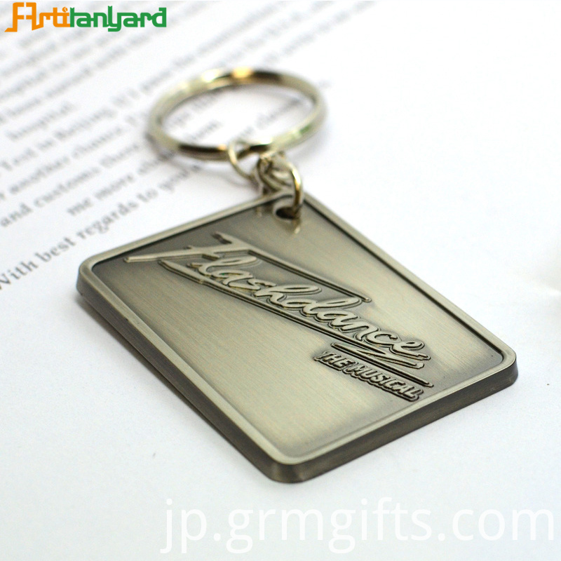 Custom Metal Keychains