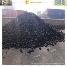 guter Preis Gießerei Koks für die Herstellung von hochwertigen Aktivkohle Produktion