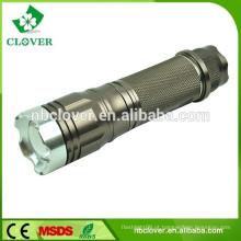 XP ou Q5 LED highpower impermeável conduziu lanterna de segurança da polícia, lanterna elétrica do golpe