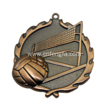 national medal volley medal for sports