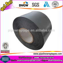 Cold applied three ply adhesive tape for the oil gas pipe