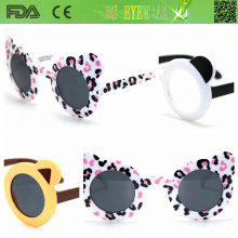 Sipmle, óculos de sol elegantes para crianças de estilo (KS011)