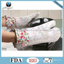 Оптовая Anti-Slid силиконовые кухонные перчатки для приготовления выпечки Sg20