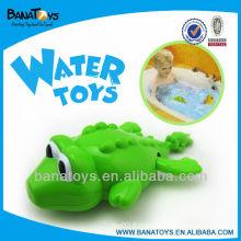 Jouet de bain de jouet de crocodile