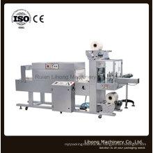Heiße Verkaufs-automatische Hülsen-Schrumpffolie-Maschine