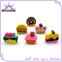 Rubber Eraser in Different Designs of Cake for Chindren (ER002)