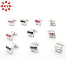 Esmalte de botões de punho em massa de cor preta (XY-mxl91749324)