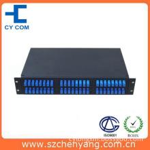 Fiber Optic Terminal Box (Rack mount, Fix, SC 48)