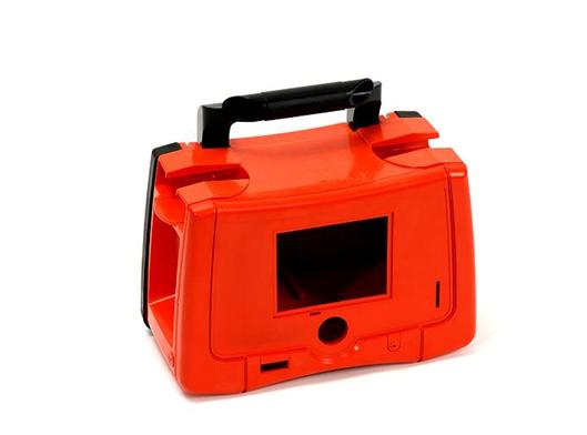 Plastic Heartsave defibrillator 1