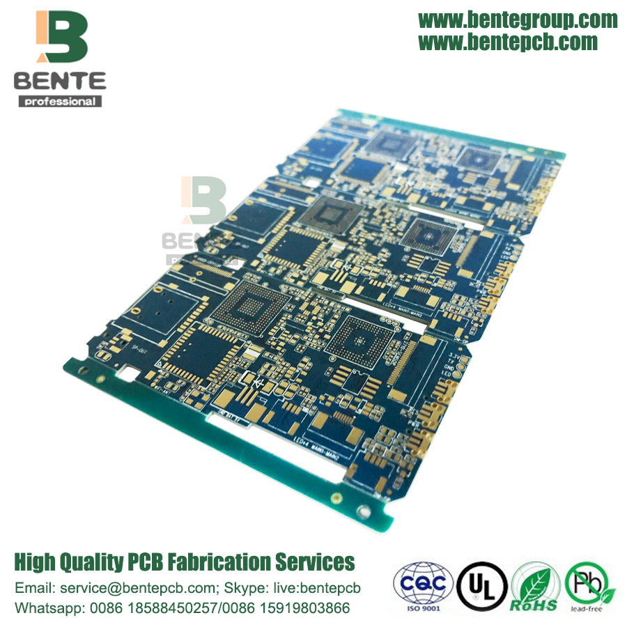 Tg170 HDI PCB 12 couches