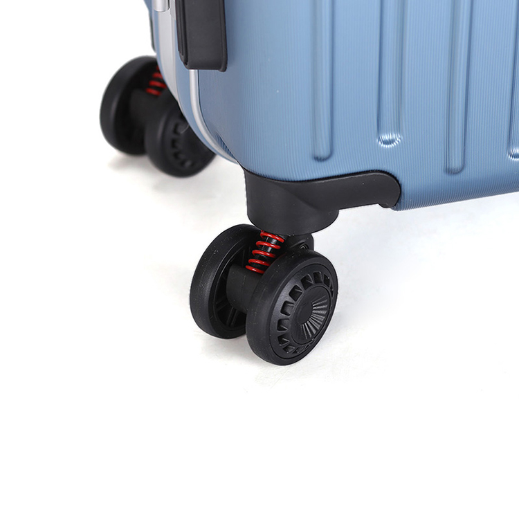 Suitcase abs pc luggage