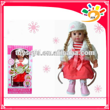 """21""""Electronic talking doll for sale"""