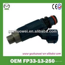 Piezas de la boquilla de combustible, inyector de combustible automático Para Premacy FP33-13-250