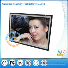 Shenzhen factory 17 inch open frame lcd ad player