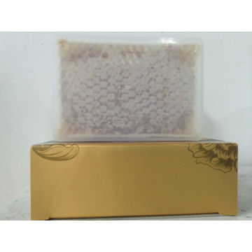 raw box package combed honey