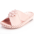 Japan Style Indoor Slippers Pansy Daisy Design Women Slippers