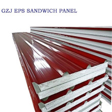 värmeisolering eps sandwich panel wallboard