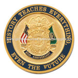Custom Challenge Coins, Custom Design, Various Sizes/Finishes are Available, Good Price from Factory