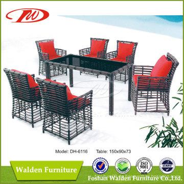 Outdoor-Möbel, Tisch im Freien, Outdoor-Stuhl (DH-6116)