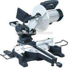 "305mm 1900w niedrige Geräusch-Qualitäts-Aluminiumholz-Schneidsäge-elektrischer 12 ""Induktions-Gehrungssäge"