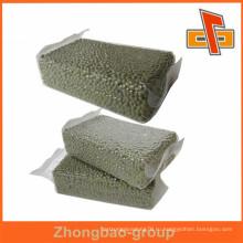Мешок хранения вакуума нейлона сжатия жары выдвиженческий дешевый для фасолей или гаек упаковка