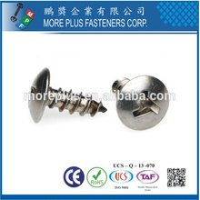 Taiwan Stainless Steel M3X10 Thread Forming Tri-Wing Security Screw for Safety