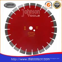 350мм железобетонный алмазный пильный диск
