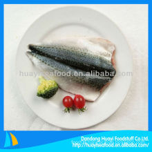 frozen sea pacific mackerel fillet