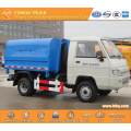 Foton forland mini roll-off garbage truck